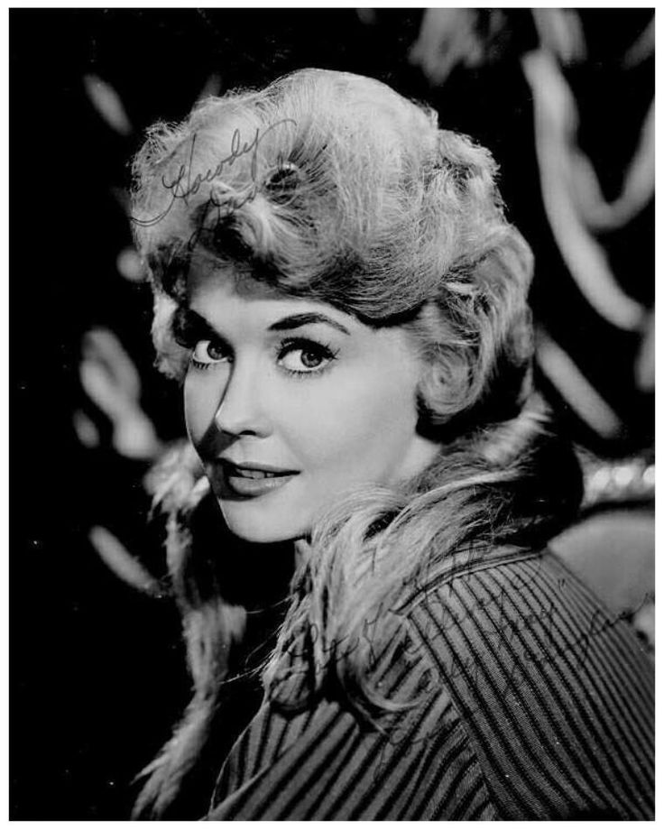 Donna Douglas  (1933-2015) American actress and singer, known for her role as Elly May Clampett in the television series, The Beverly Hillbillies