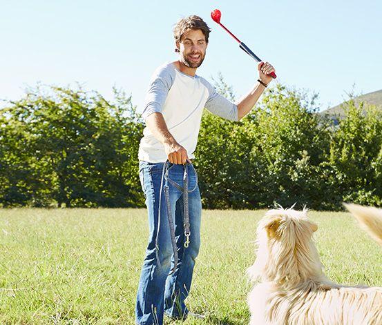 #Wyrzutnia piłek dla psów #tchibo
