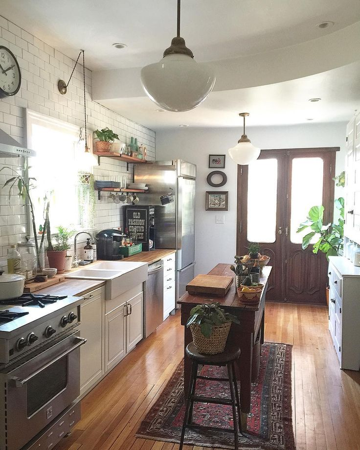 The calm before the storm dinnertime kitchen kitchendesign thisoldhouse oldhomelove