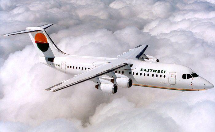 Eastwest Airlines (Australia) British Aerospace BAe-146-300 VH-EWI
