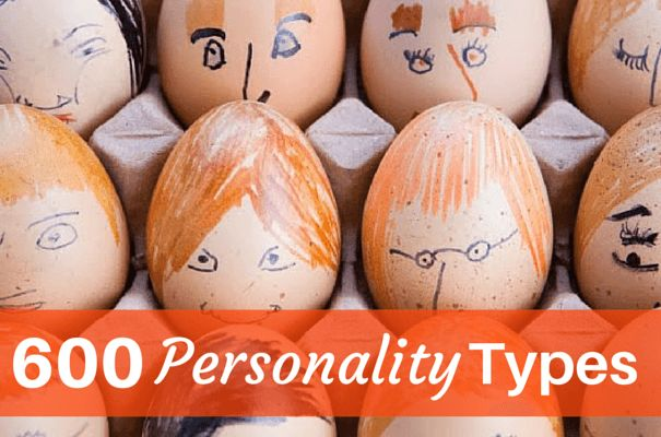 Read the ultimate list of 600 personality traits to discover your specific traits.