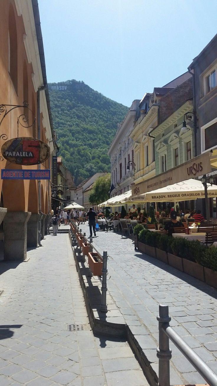 Beautiful city,Brașov,Romania