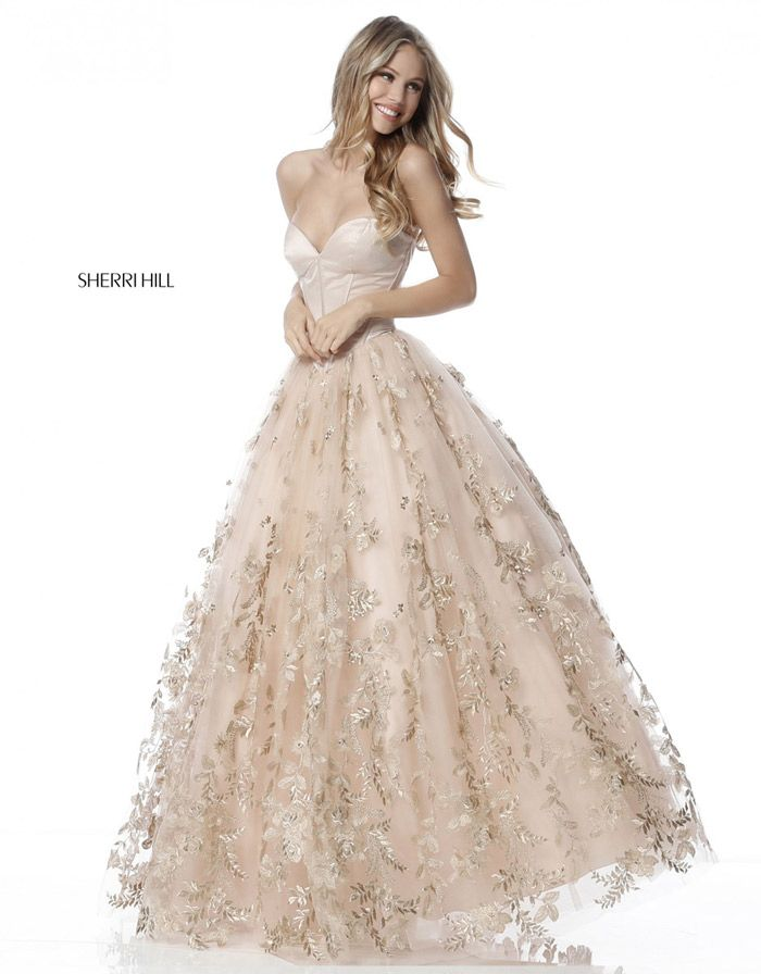 89b4c0e38be Sherri Hill 51595 Sherri Hill Chic Boutique  Largest Selection of Prom