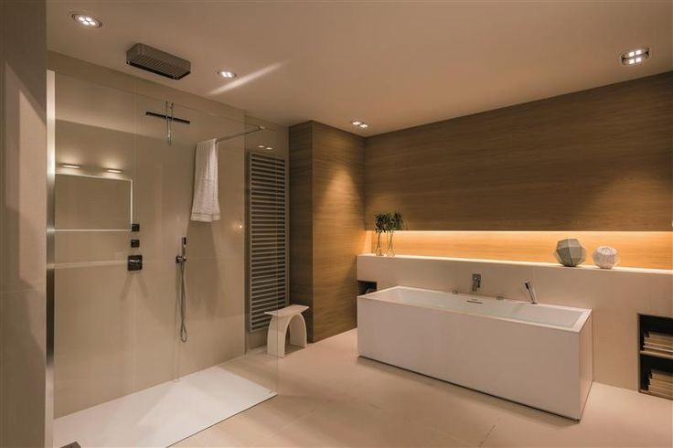 Bathroom lighting idea with ECLIPS PASCAL: http://www.tal