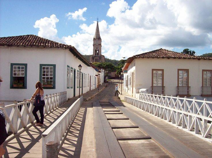 Um dia no Centro Histórico de Goiás Velho