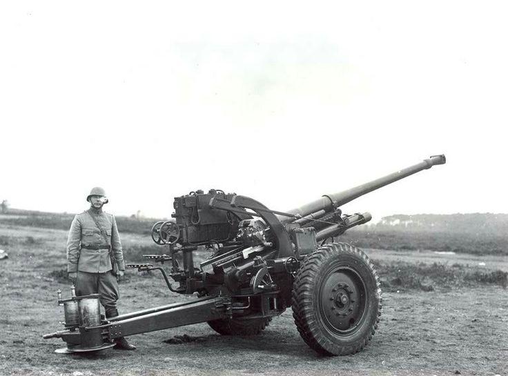 Dutch Skoda gun