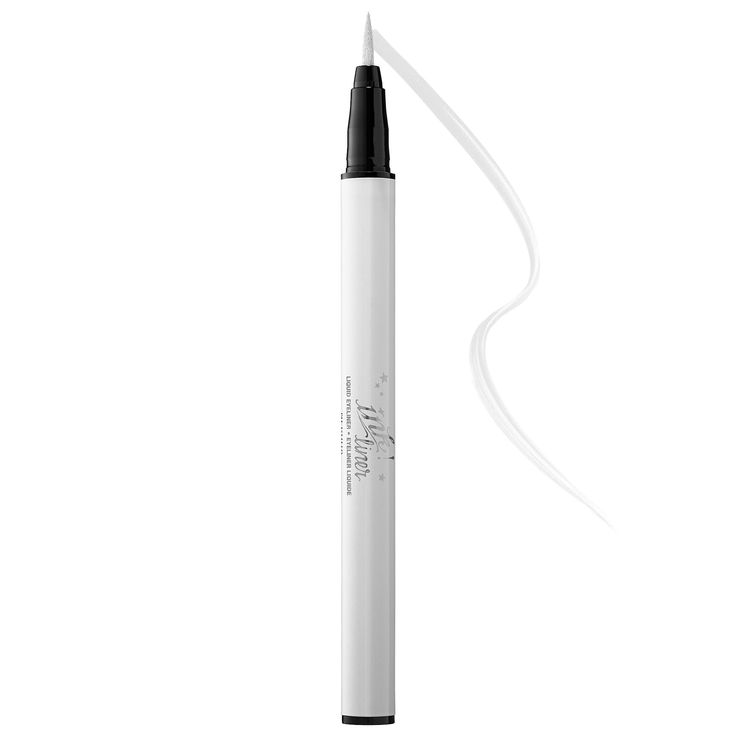 Shop Kat Von D's Ink Liner at Sephora. This ultra-rich and waterproof, felt-tipped liquid pen eyeliner creates instant drama and effortless, bold definition.