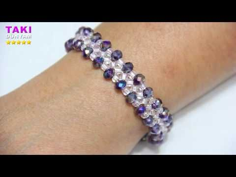 Jewelry Design – Elegant Bangle How-To – Simple Bangle – T …