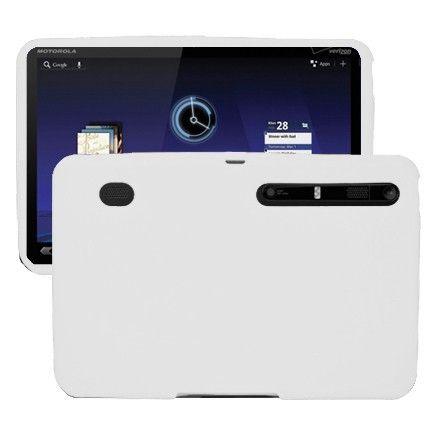 Soft Shell (Hvit) Motorola XOOM Deksel
