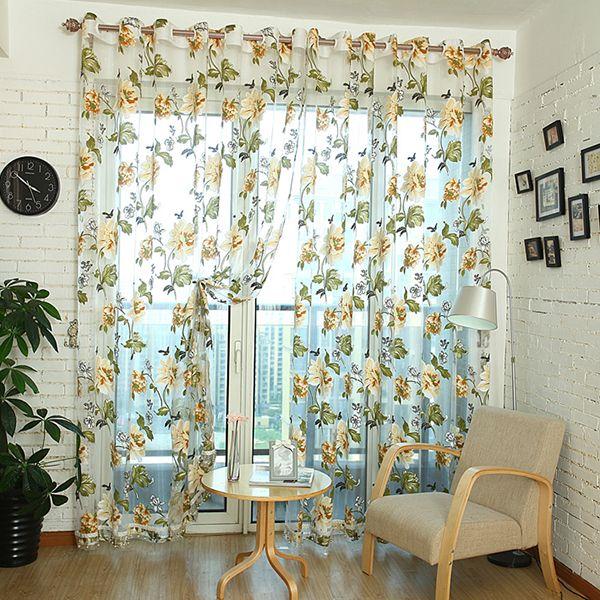 Lyon Sheer Curtains