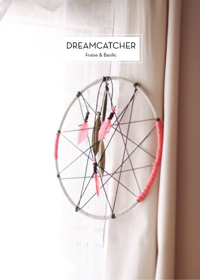 DIY – Dreamcatcher - 12 January DIYs