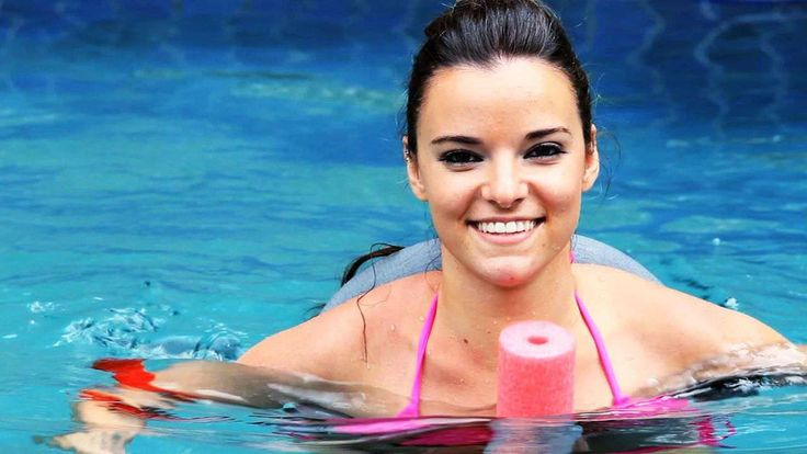 If you like being in the water but get bored swimming up and down lanes, or just want to vary your routine, consider trying some pool exercises.
