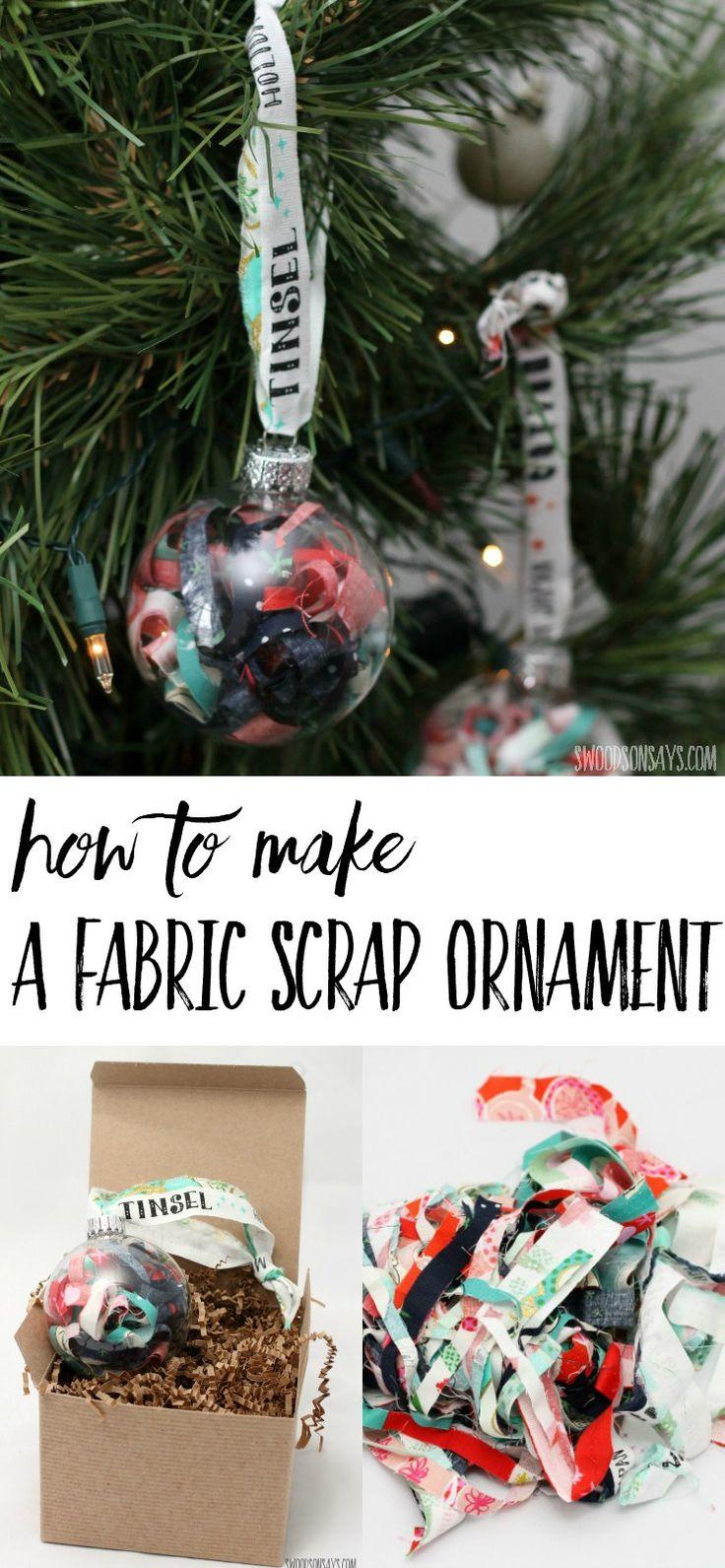 164 besten Christmas sewing projects Bilder auf Pinterest ...