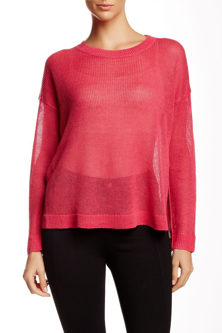 merino nordstrom sweater good neck image bateau rack of eileen x pnintelligentdialogue boxy fisher wool photo com