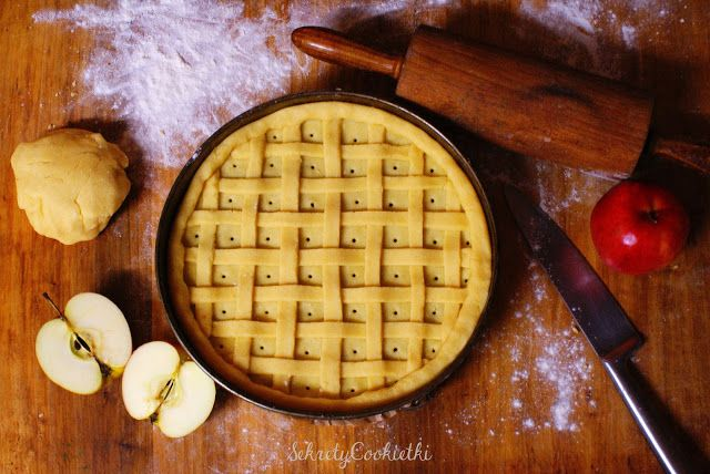 Sekrety Cookietki: Szarlotka