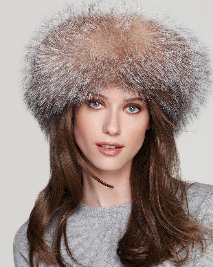 Surell Fox Fur Scarf/Headband | Bloomingdale's