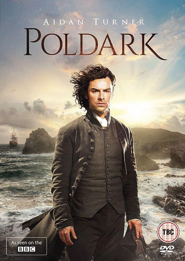 Poldark (2015-), starring Aiden Turner, Eleanor Tomlinson, Kyle Soller, and Heida Reed