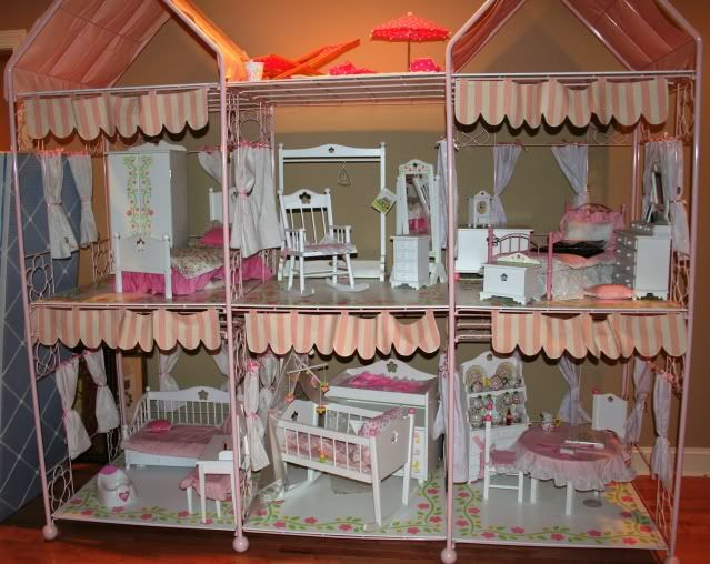 american girl furniture ideas. emma sage dollhouse photo made exclusively for nordstroms american girl and madame alexander 18 furniture ideas