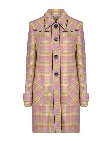 e623ff92ddf5 Miu Miu Women Coat on YOOX. The best online selection of Coats Miu Miu. YOOX  exclusive items of Italian and international designers - Secure payments