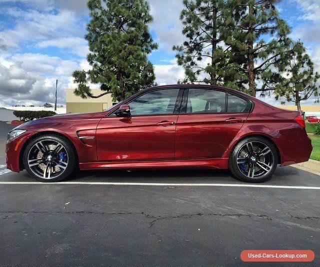 2015 BMW M3 #bmw #m3 #forsale #unitedstates