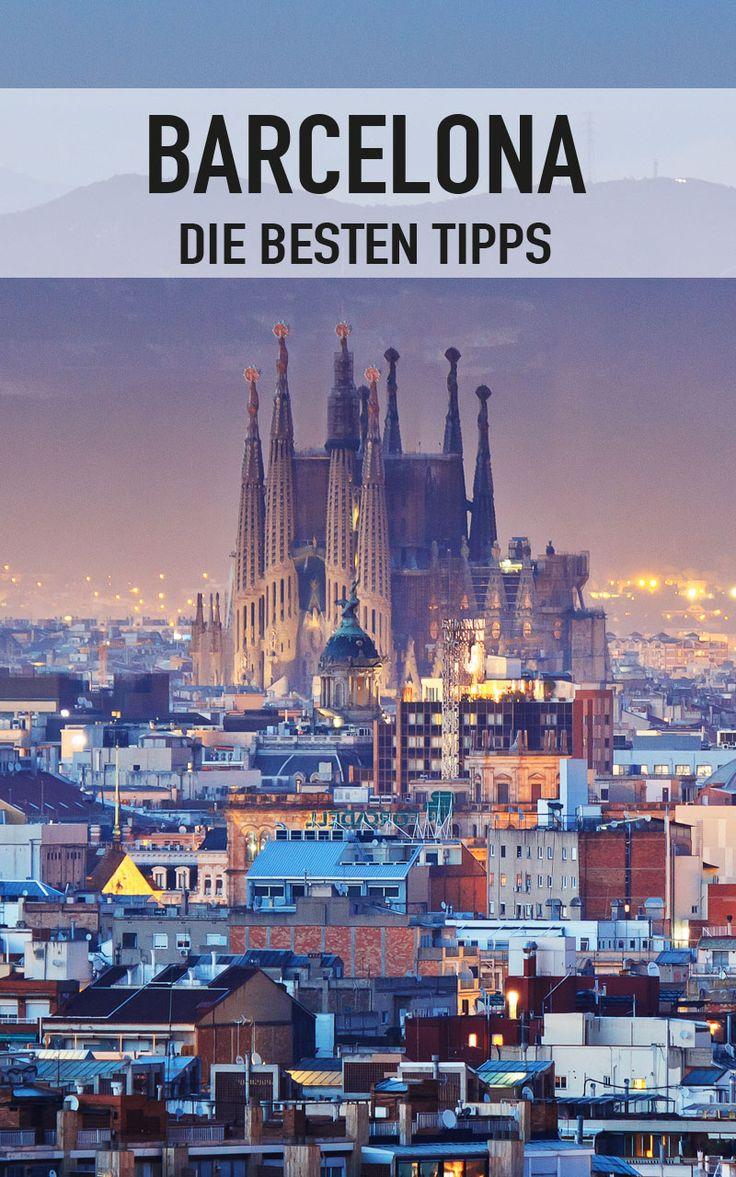 Die besten Tipps für deine Barcelona Reisen. Mit Geheimtipps von Einheimischen.