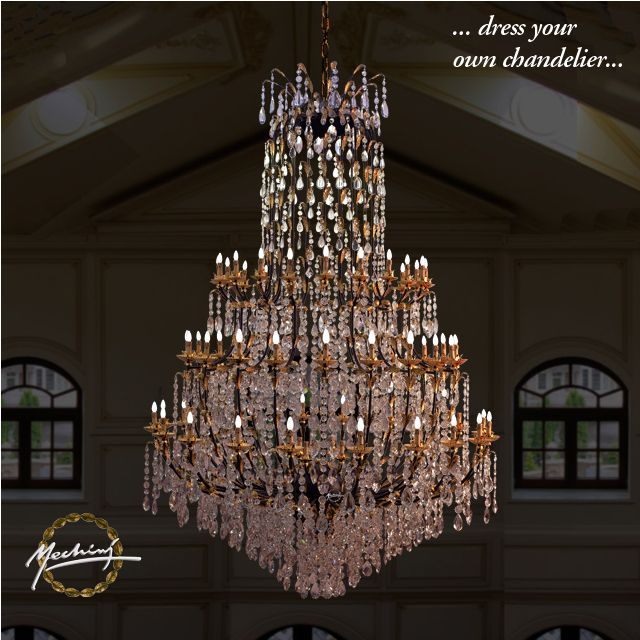 25 best chandeliers italian handmade images on pinterest mechini hand crafted italian crystal chandeliers aloadofball Choice Image