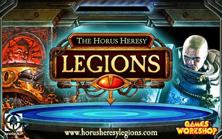 The Horus Heresy Legionen Ist In Der Offenen Betaversion Auf Android Android Betaversion Heresy Horus Legionen Offenen Android Spiele Android Romane