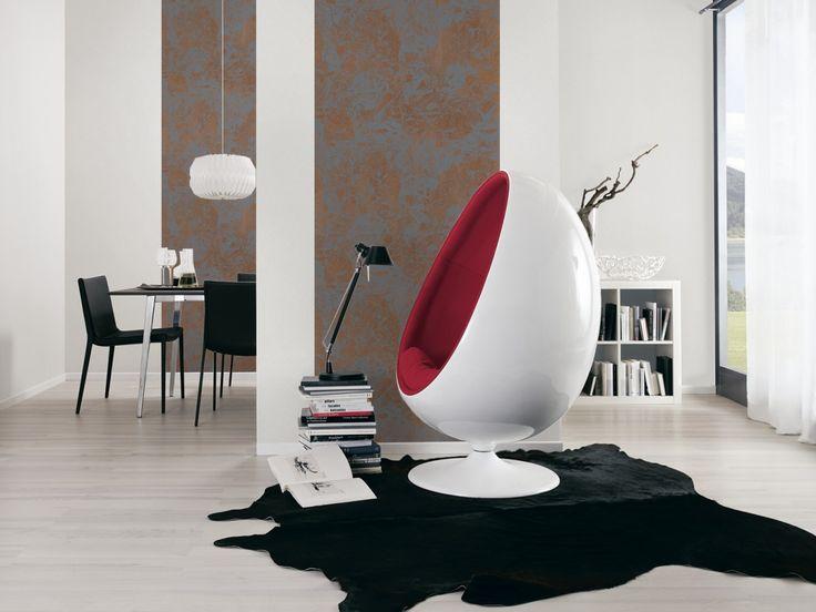 Tapeten im Esszimmer; Architects Paper Designpanel 403602