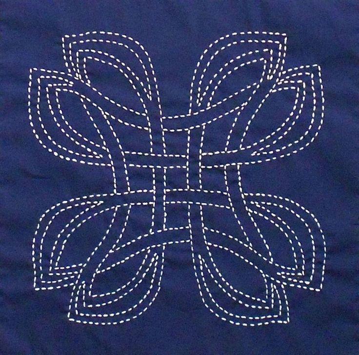 Embroidery: Danu Embroidery Pattern