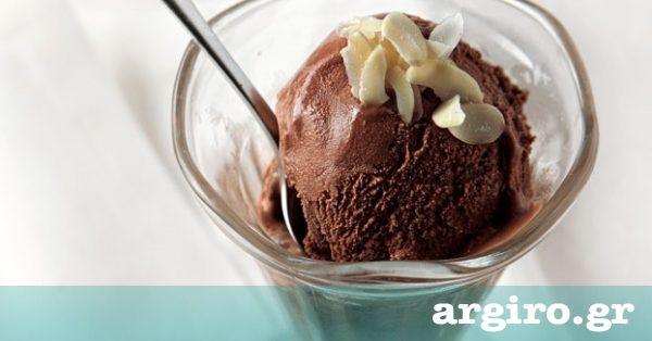 Ένα παγωτό όνομα και πράγμα! Βελούδινο και εκπληκτικά γευστικό!