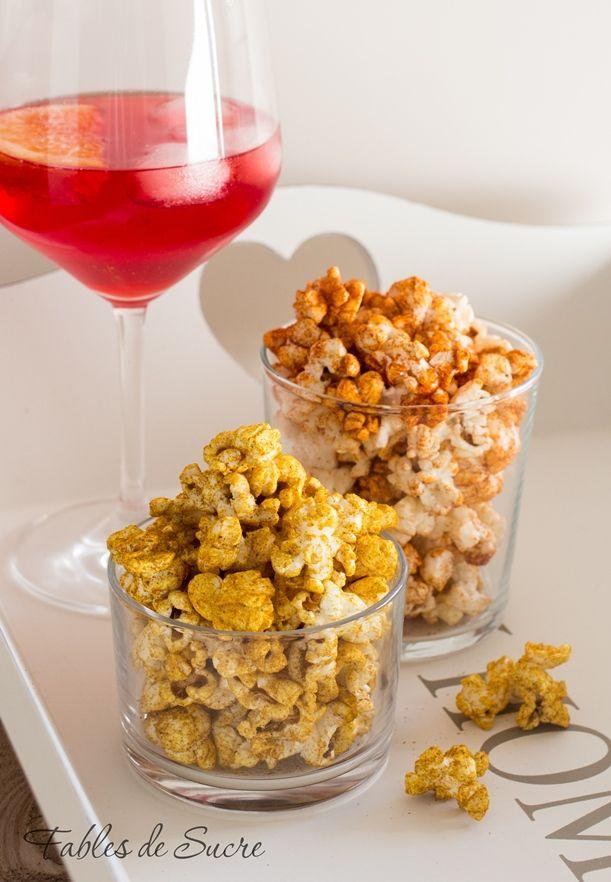 pop corn aromatizzati