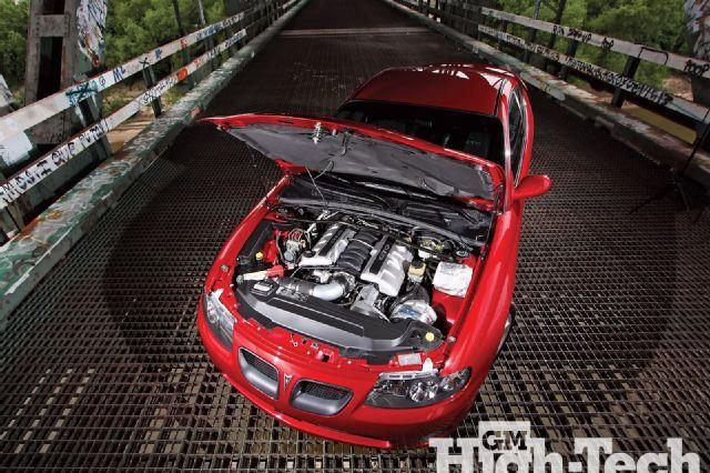 2006 GTO - 745HP.  Daily Driver