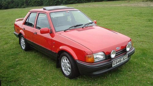 1988 Ford Orion 1.6 Ghia Injection - Kieran White