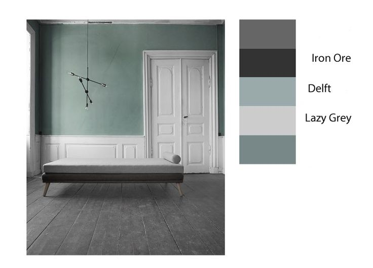 Sherwin Williams Delft and coordinating colors | Final ...