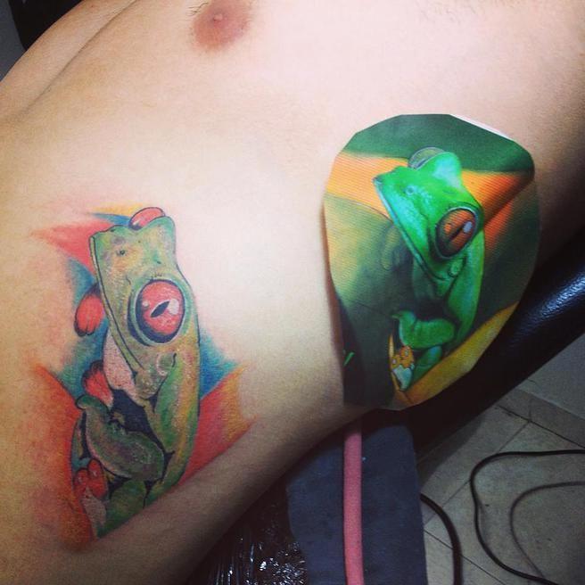 ADN Tattoo studio,Cali Colombia