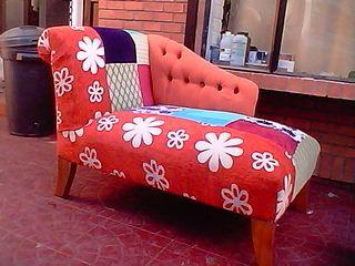 chaise longue decoravintage ¡¡ hacemos tu mueble realidad ,escoge la mescla que desees  av italia 1401 providencia 27611907