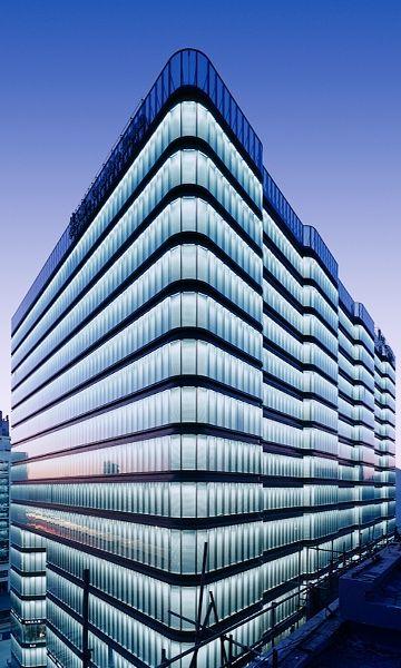 Zhongguancun Culture Development Co., Ltd. architects gmp · Architects team composition LIGHT CONCEPT: Helmut Angerer, Martin Möller