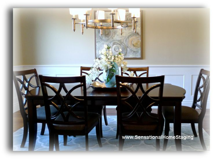 New Construction ~ Lafayette, CA ~ SOLD #homestaging #staging #diningrooms #realestate