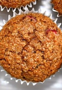 Best Ever Banana Bran Muffins