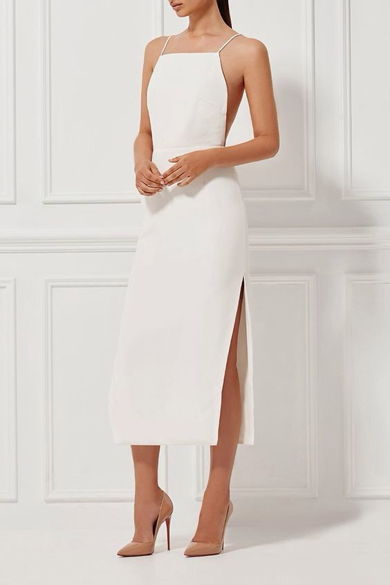 b61b15cf14f3 Pinterest : Bluesirens Roupa Toda Branca, Roupas Brancas, Terninho Branco,  Vestidos Legais,