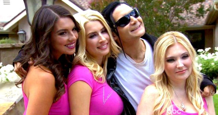 Is Corey Feldman Running an All-Girl Sex Cult? -- The latest edition of 'Celebrity Wife Swap' shows Corey Feldman as the controlling leader of what appears to be a sex cult. -- http://movieweb.com/corey-feldman-angels-sex-cult-celebrity-wife-swap/