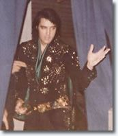 Elvis Presley Photos - 1970s  Man loved his bling and glitter too!