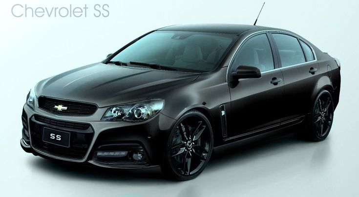 2014 chevy ss pictures | 2014 Chevrolet SS: Performance Sedan with Racing DNA - Page 34