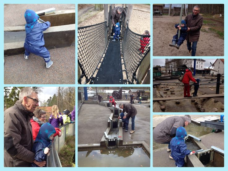 AQUA SILKEBORG: ferskvandsakvarium og vandlegeplads = fantastisk dag for store og små
