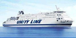 #unityline #ferry #ferries #polonia #sea #swinoujscie #poland