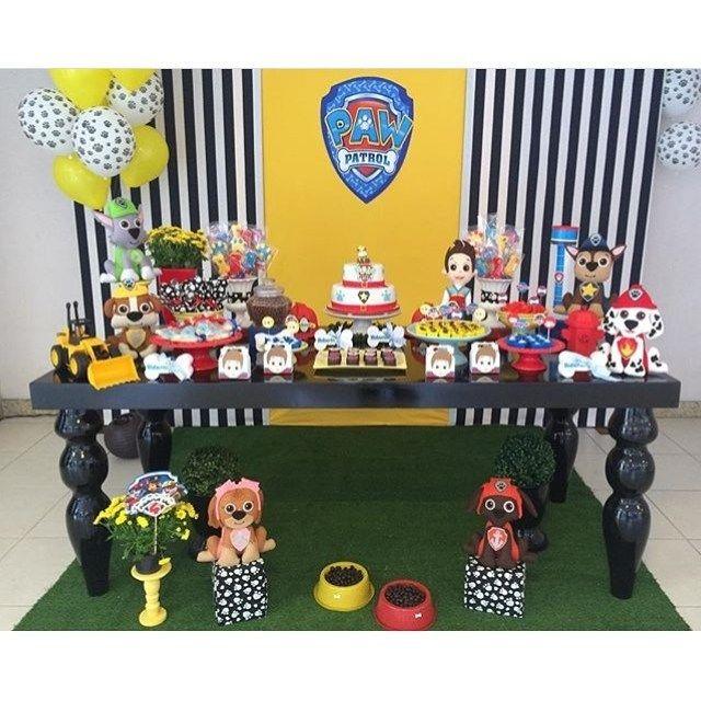 festa patrulha canina patrulhacanina on Instagram