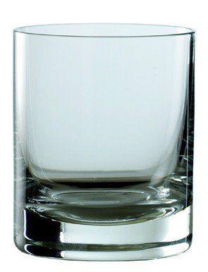 Stoelzle Lausitz 190 ml Petit Cristal sans ploMB-de-verre en verre Motif New York: Cristal sans ploMB Passe au lave-vaisselle Fabriqué à la…