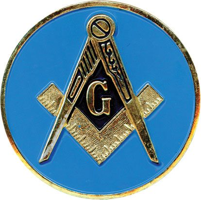 Ants In My Car >> Master Mason (Round) | Auto Emblems | Pinterest | Freemasonry and Freemason