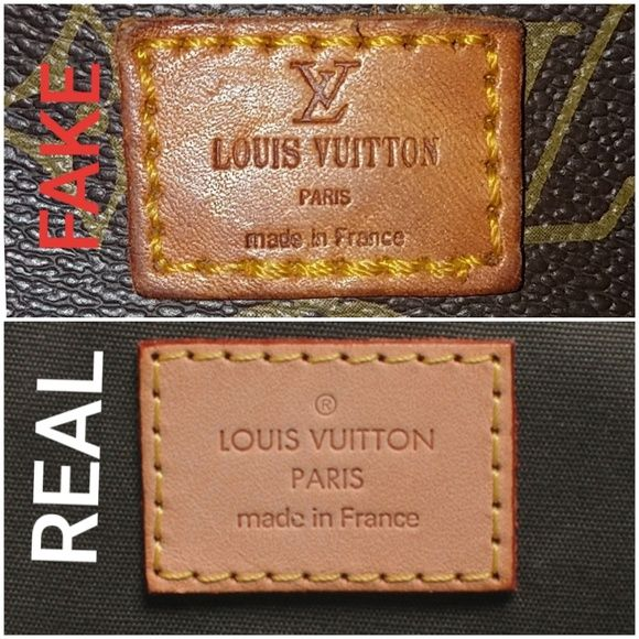 Images For Louis Vuitton Made In France >> Tips Fake Or Real Louis Vuitton More Clues Logo Is Hot