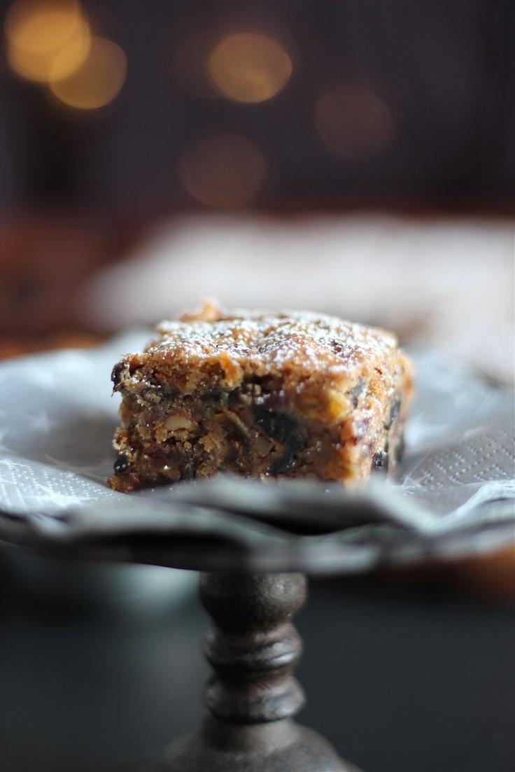 Fruitcake Bars (Luscious Cherry Brandy Bars). Add your holiday dessert ...
